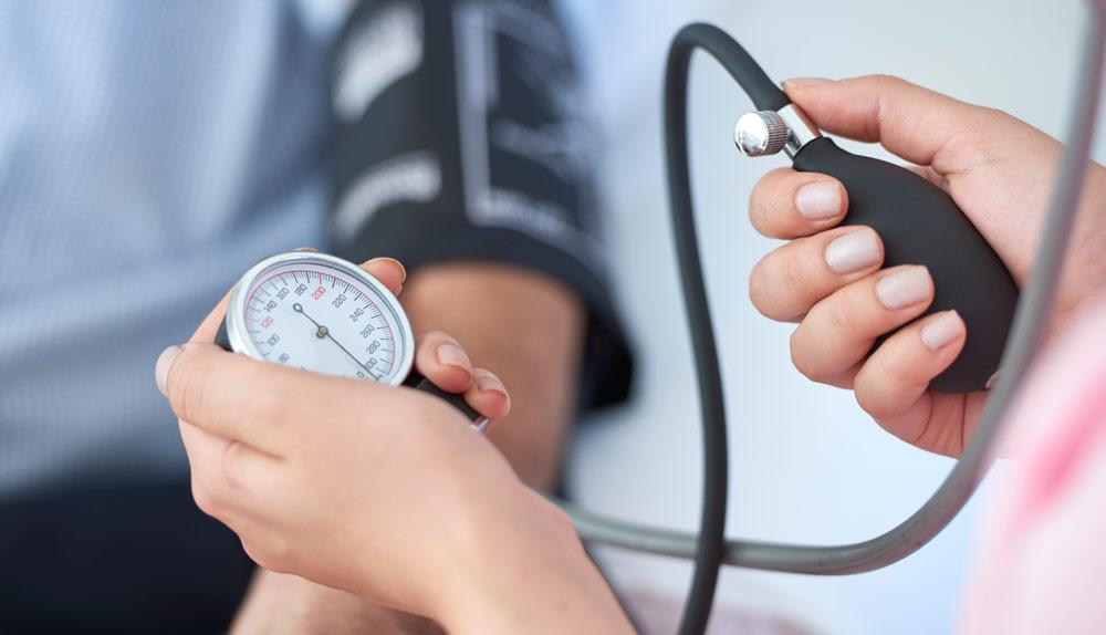 نوسان فشار خون